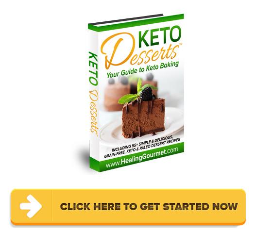Download Keto Desserts PDF