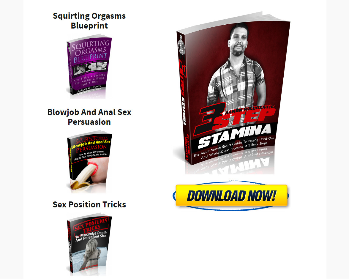 3 Step Stamina Download Page