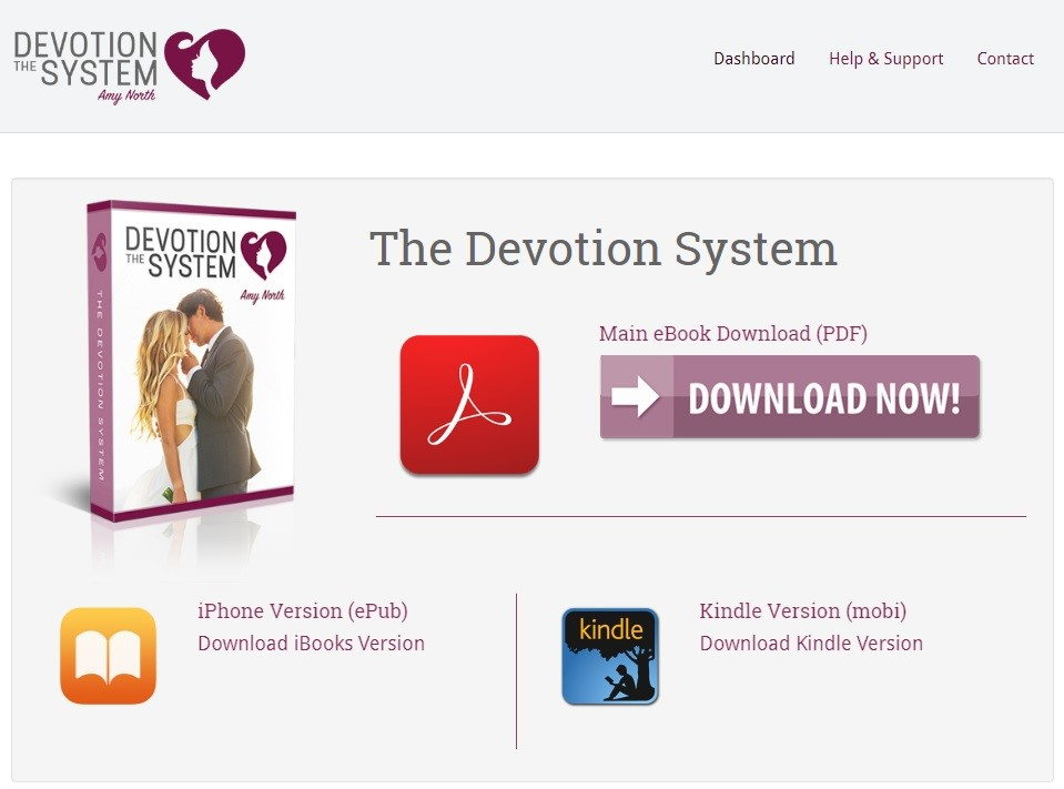 The Devotion System Download Page