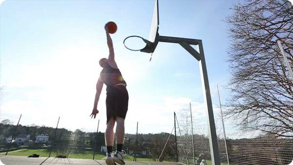 vertical jump exercise