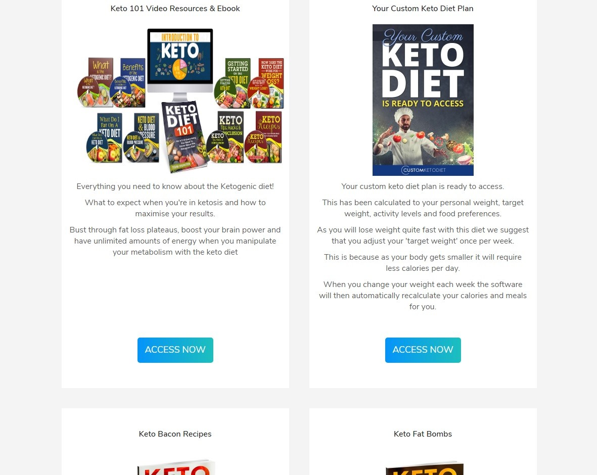 New Cheap Plan Custom Keto Diet