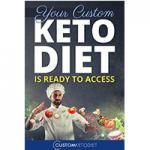 8 Week Custom Keto Diet Plan PDF