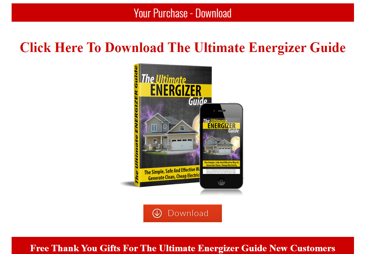The Ultimate Energizer Guide Download Page