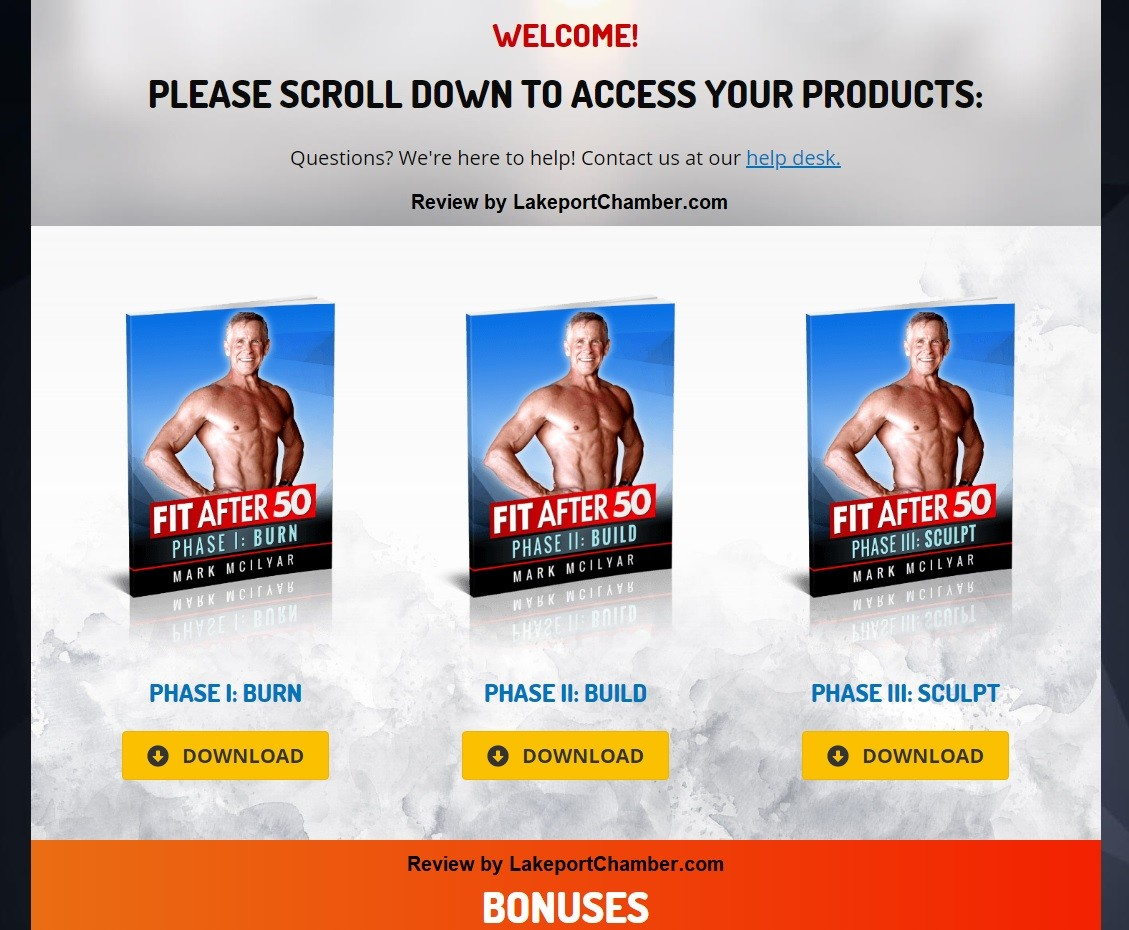 Fit After 50 Download Page