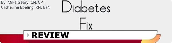 The Diabetes Fix Review